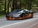 Fotografie z natáčení filmu Need for Speed (Bugatti Veyron Super Sport)