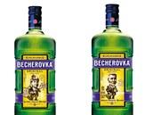 Becherovka připravila novou edici lahví, na nichž jsou vyobrazeni další členové