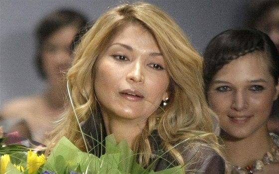 Žena z Uzbekistánu