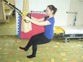 TRX Squat single