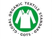 GOTS (Global Organic Textile Standard) je jeden z nejpřísnějších certifikátů...