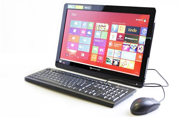 All-in-one počítač Packard Bell oneTwo S3270