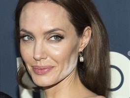 Angelina Jolie na premiéře filmu The Normal Heart (New York, 12. května 2014)