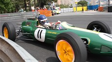 Grand Prix de Monaco Historique: Ve stylu Grahama Hilla: Andy Middlehurts na