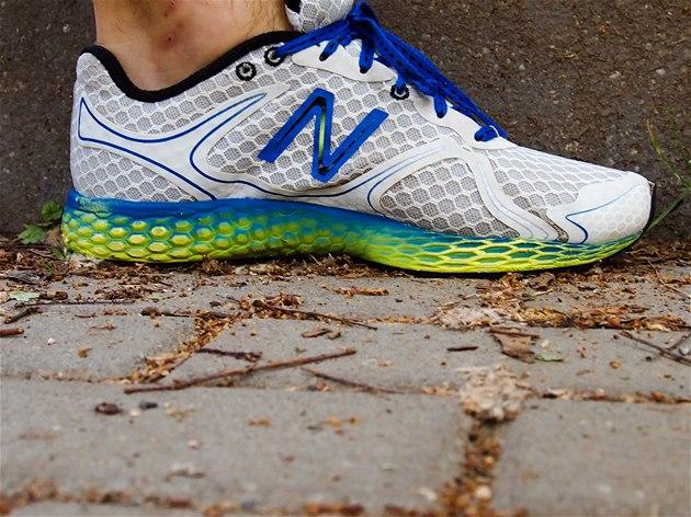 9e9226e3e6f New Balance 980  tlumená bota s prvky minimalismu - iDNES.cz