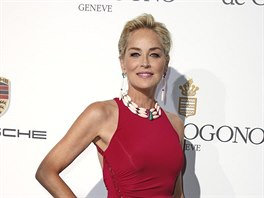 Sharon Stone (Cannes, 20. května 2014)