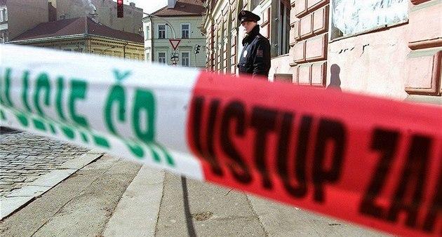 Opilí muži se porvali na ubytovně v Brně, jeden druhého ubodal