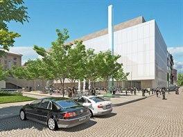 Nové vizualizace ukazují druhou etapu rekonstrukce a nový koncertní sál mezi...