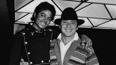 Michael Jackson a Paul Anka