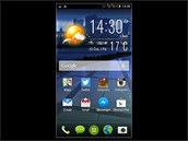 Displej smartphonu Acer Liquid E3