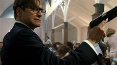 Colin Firth ve filmu Kingsman