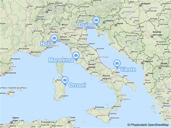 f1d29bfc5 Bez lidí, s průzračnou vodou i jako z Karibiku. Pět NEJ pláží Itálie ...