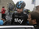 Chris Froome odstupuje z Tour de France.