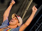 Manu Chao na Rock for People 2014.