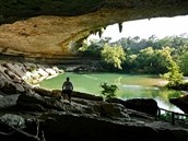 Hamilton Pool Preserve, Dripping Springs, USA