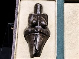 Stáří sošky se odhaduje na 30 tisíc let.
