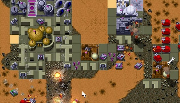 Dune II: The Building of a Dynasty (1992)