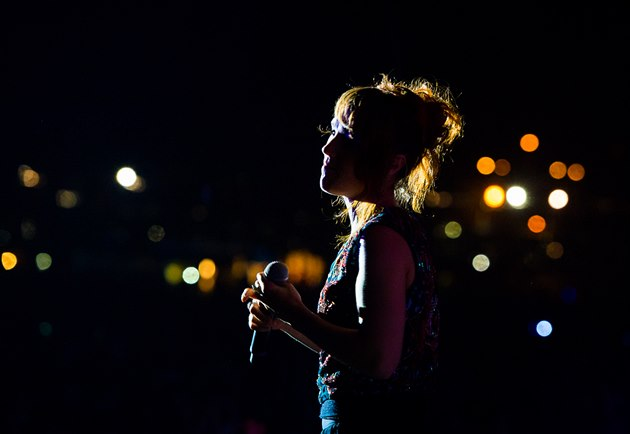 Colours of Ostrava 2014: ZAZ