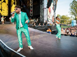 Colours of Ostrava 2014: Monkey Business
