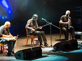 Colours of Ostrava 2014: Taksim Trio