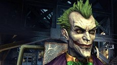 Joker v Batman Arkham Origins