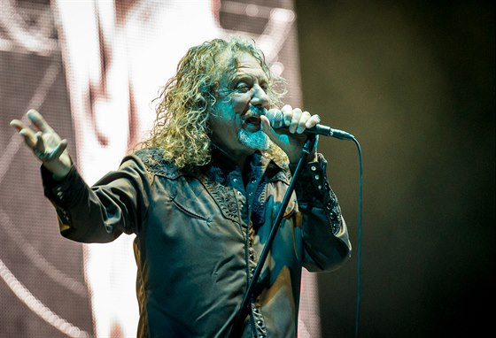 Robert Plant na Colours of Ostrava 2014