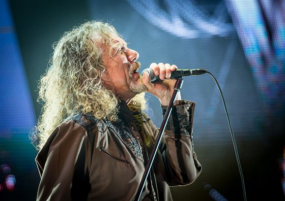 Colours of Ostrava 2014: Robert Plant