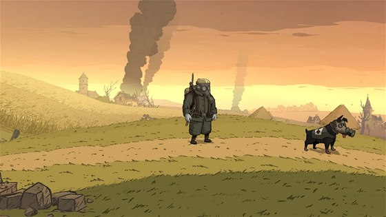 Valiant Hearts (PS4)