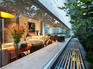 Chiltern House v Singapuru od WOW Architects/Warner Wong Design.