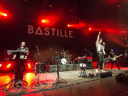 Colours of Ostrava 2014: Bastille