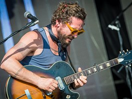 Colours of Ostrava 2014: John Butler Trio