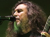 Tom Araya z kapely Slayer