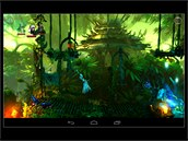 Displej Nvidia Shield Tablet