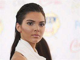Kendall Jennerová na Teen Choice Awards (Los Angeles, 10. srpna 2014)