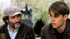 Robin Williams ve filmu Dobrý Will Hunting