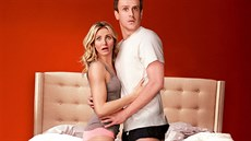 Cameron Diazová a Jason Segel ve filmu Sex Tape
