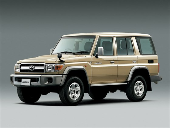 Toyota Land Cruiser 70 (Japan Commemorative Re-release)