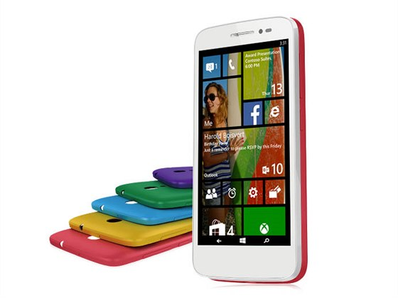 Alcatel Pop 2 s Windows Phone