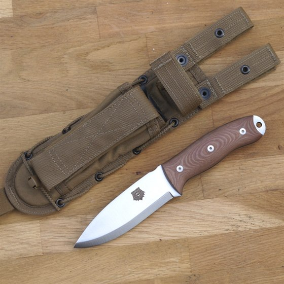 TBS BUSHCRAFT KNIVES