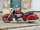 Indian Chief Classic Red