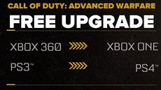 Call of Duty: Advanced Warfare - upgrade