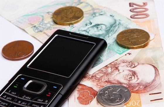 Malé půjčka před výplatou ihned na účet