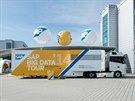 SAP Big Data truck