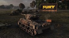 World of Tanks - FURY