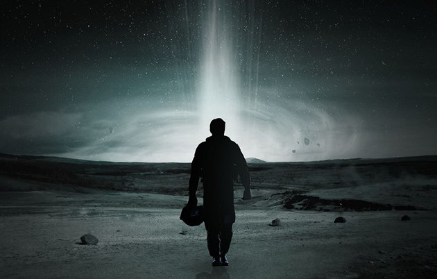Z plakátu filmu Interstellar