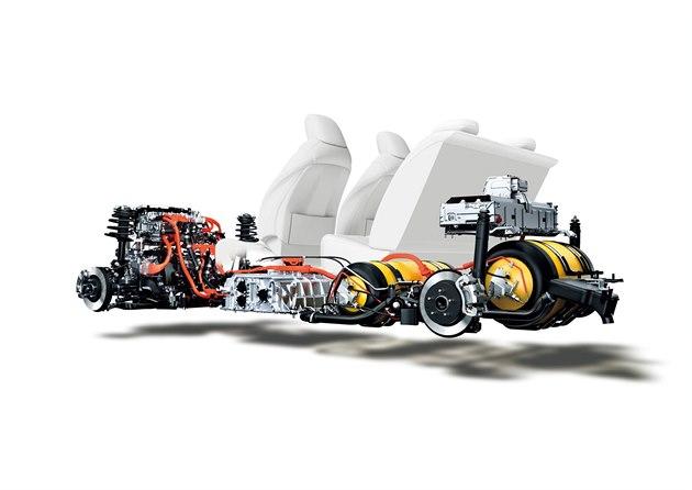 Cena aut na vodík se do deseti let srovná s hybridy, tvrdí Toyota