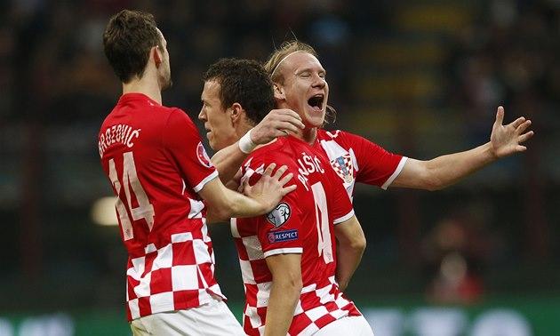 Une génération forte est arrivée. Les Croates parient aussi sur les stars du Real et de Barcelone