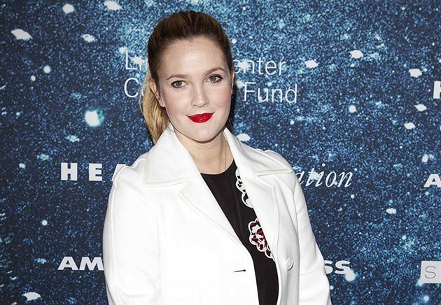 Drew Barrymore (New York, 13. listopadu 2014)