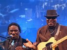 Mud Morganfield a Big Bill Morganfield (Blues Alive 2014, Šumperk)