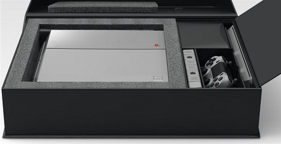 PlayStation 4 - 20th Anniversary edition
